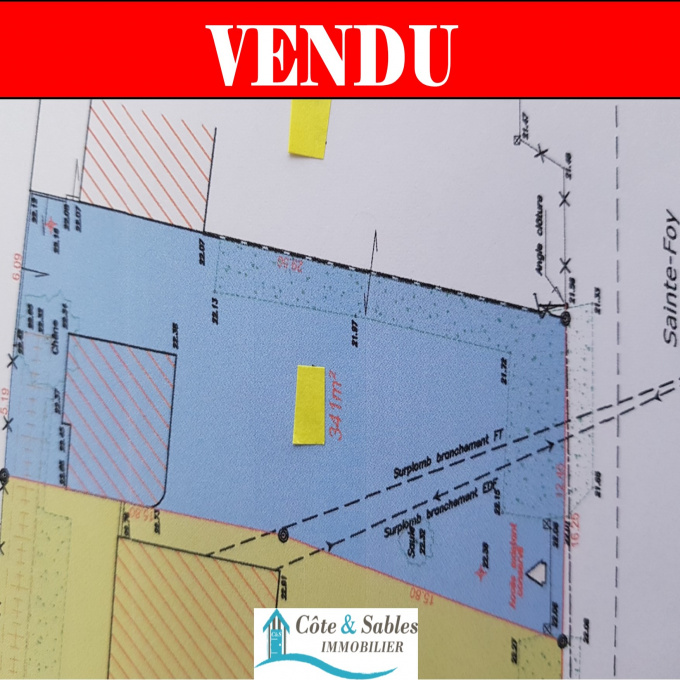 Offres de vente Terrain Sainte-Foy (85150)